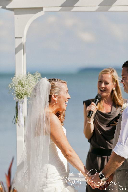 Heidi and seal wedding